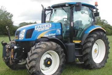 Tractors available through our plant hire in Nottingham