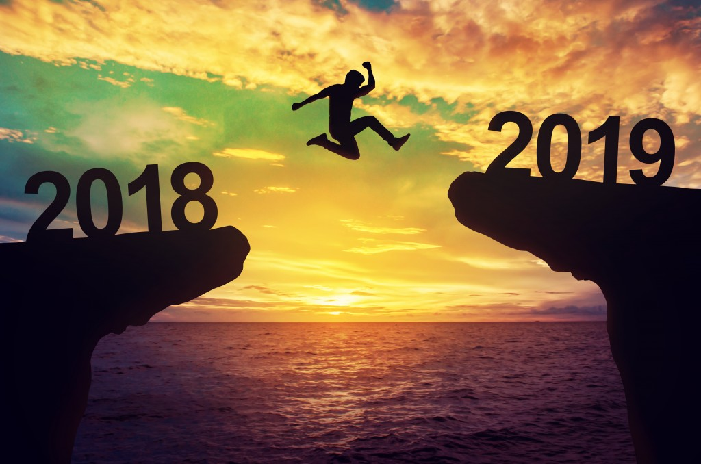 Heading into 2019