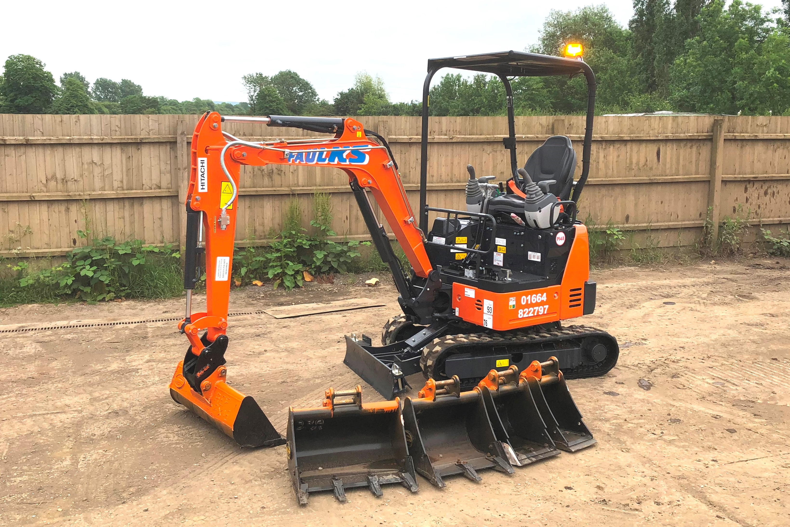 Plant Hire in Leicester   Operated & Self Drive Equipment