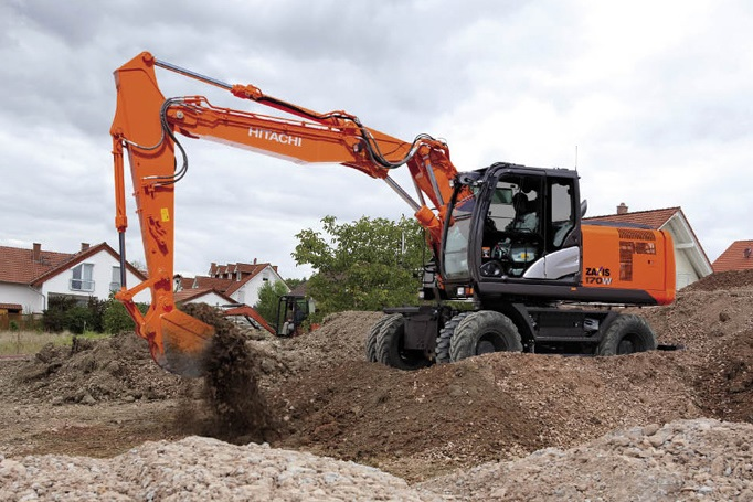 Plant hire in Derby